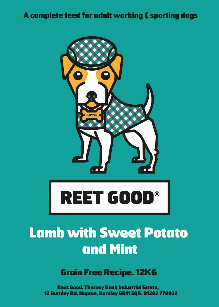 Lamb, Sweet Potato & Mint