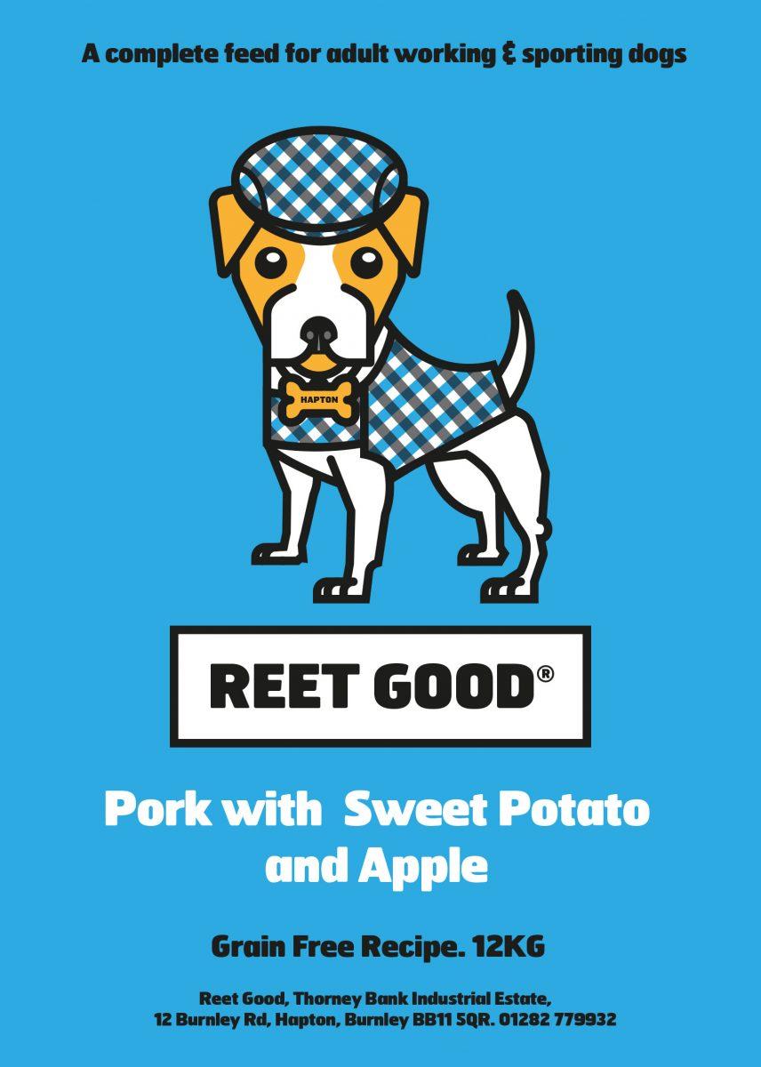Pork, Sweet Potato & Apple