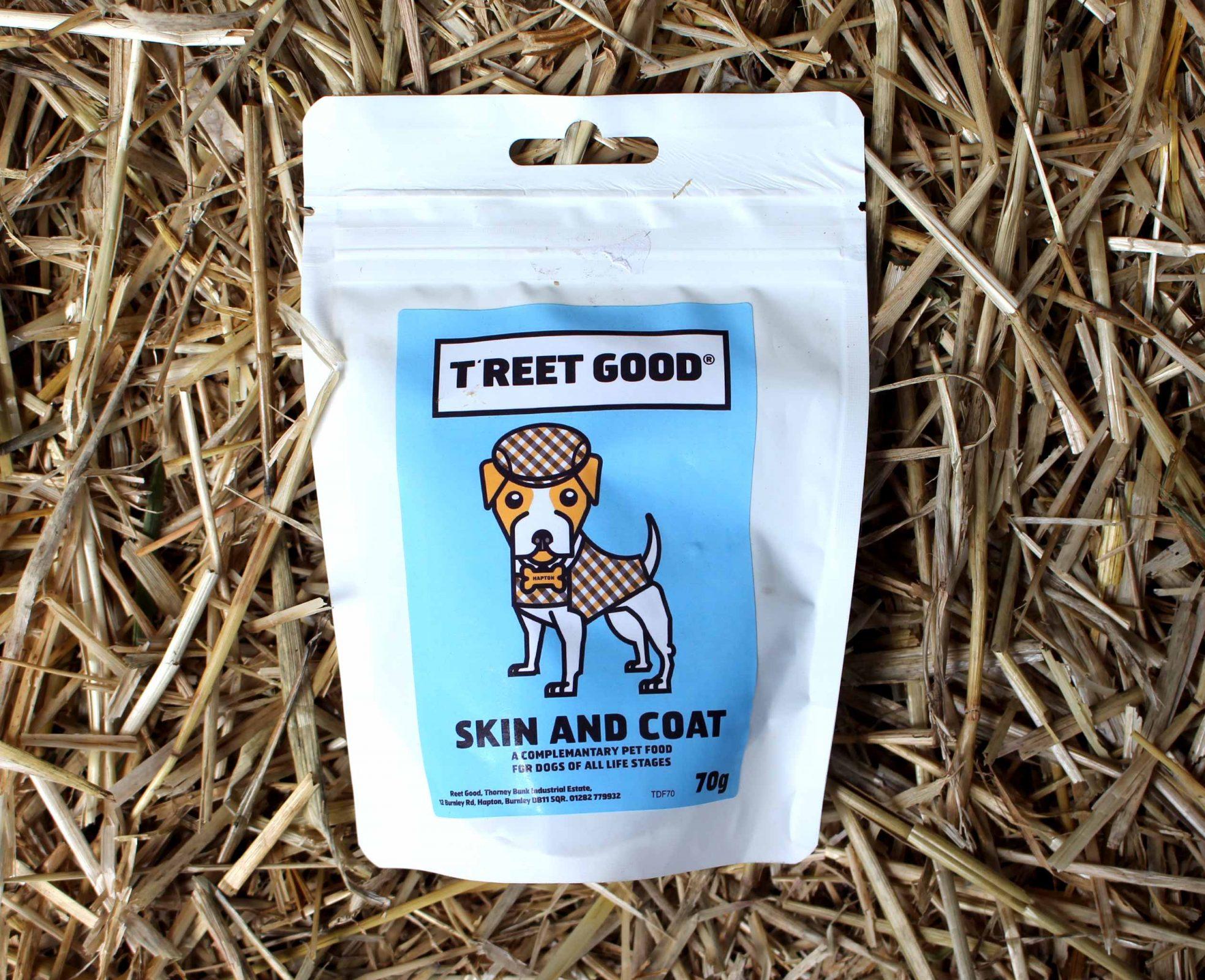 Skin & Coat T'reets